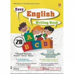 Easy English Writing Book 2B