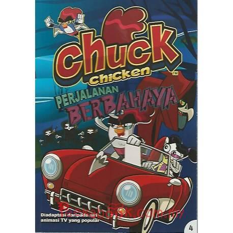 Chuck Chicken Perjalanan Berbahaya