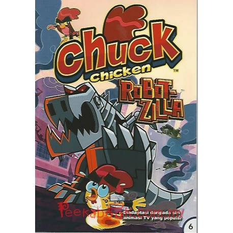 Chuck Chicken Robotzilla