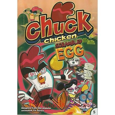 Chuck Chicken Scrambled Egg