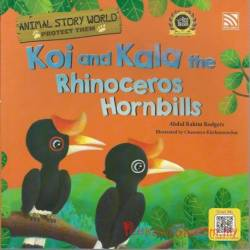 Animal Story World Protect Them 3 – Koi and Kala the Rhinoceros Hornbills