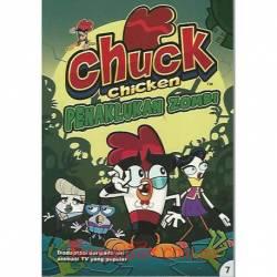 Chuck Chicken Penaklukan Zombi