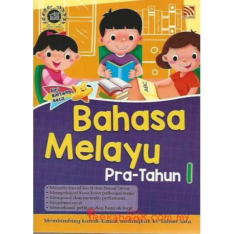 Bahasa Melayu Pra-Tahun K1