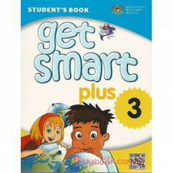 get smart plus 3 Textbook with CD-ROM
