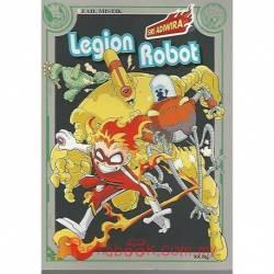 Siri Adiwira Legion Robot