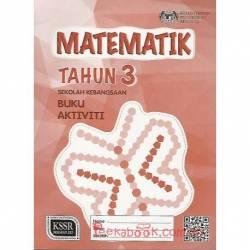 Buku Aktiviti Matematik Tahun 3 SK KSSR Semakan