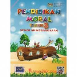 Buku Teks Pendidikan Moral Tahun 3 SK KSSR Semakan