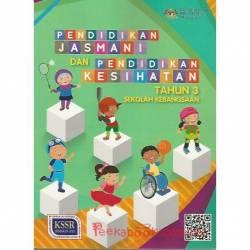 Buku Teks Pendidikan Jasmani dan Pendidikan Kesihatan Tahun 3 SK KSSR Semakan