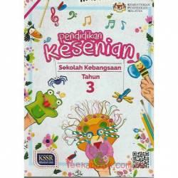 Buku Teks Pendidikan Kesenian Tahun 3 SK KSSR Semakan