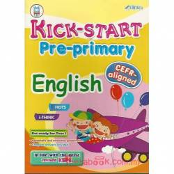 Kick Start Pre-primary English