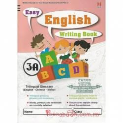 Easy English Writing Book 3A