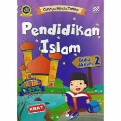 Pendidikan Islam Buku Aktiviti 2 KSPK