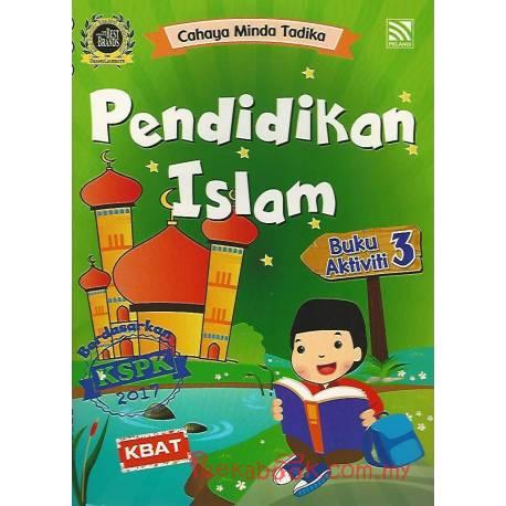 Pendidikan Islam Buku Aktiviti 3 KSPK