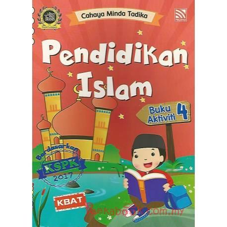 Pendidikan Islam Buku Aktiviti 4 KSPK