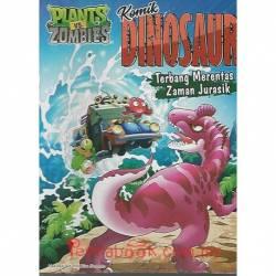 Plants Vs Zombies Komic Dinosaur – Terbang Merentas Zaman Jurasik