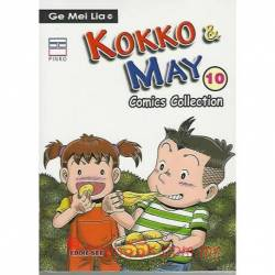 Kokko & May Comics Collection 10