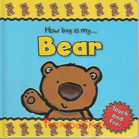 How Big Is My… Bear