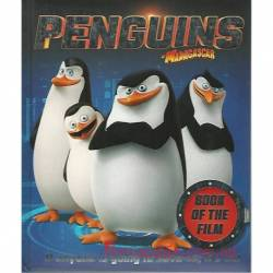 Penguins of Madagascar  Book of the Film