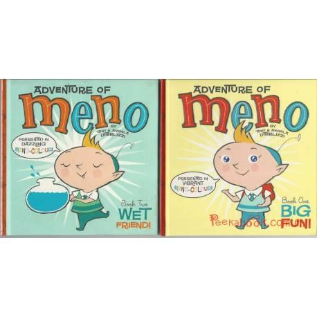Adventure of Meno – Wet Friend! & Big Fun!