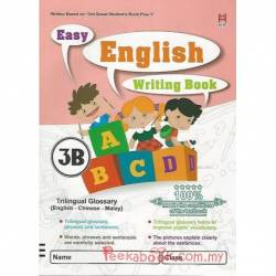 Easy English Writing Book 3B