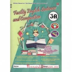 Facility English Sentences and Composition 3A
