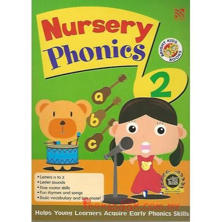 Nursery Phonics K2