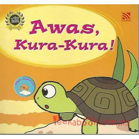 Helo Haiwan 15 Awas, Kura-Kura!