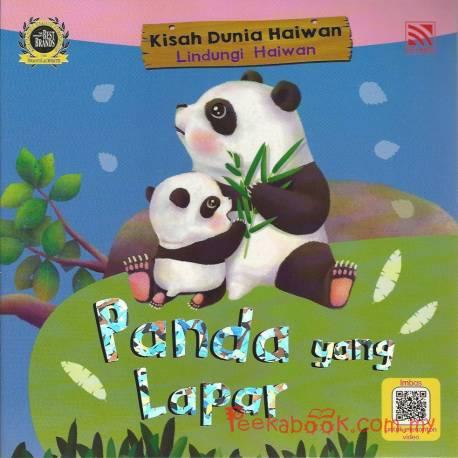 Kisah Dunia Haiwan 4 Panda yang Lapar