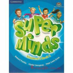Super Minds Student's Book 1