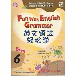 英文语法轻松学 Book 6