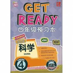 Get Ready 四年级预习本 科学 KSSR Semakan