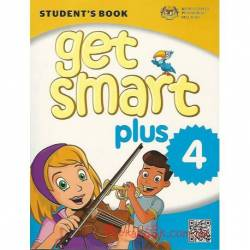 Get Smart Plus 4 Student's Book with CD-ROM