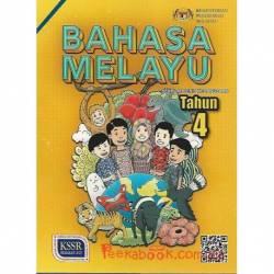 Buku Teks Bahasa Melayu Tahun 4 SJK KSSR Semakan