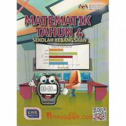 Buku Teks Matematik Tahun 4 SK KSSR Semakan