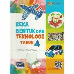 Buku Teks Reka Bentuk Dan Teknologi Tahun 4 SK KSSR Semakan