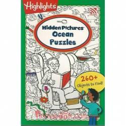 Hidden Picture Ocean Puzzles