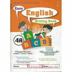 Easy English Writing Book 4A