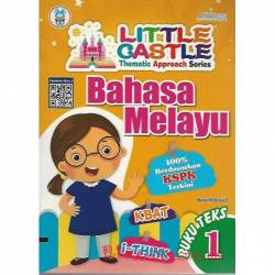 Little Castle Thematic Approach Series Bahasa Melayu Buku Teks 1
