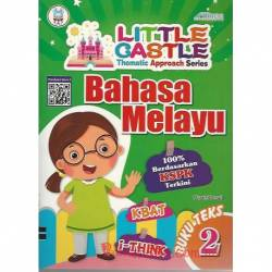 Little Castle Thematic Approach Series Bahasa Melayu Buku Teks 2