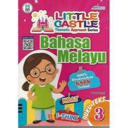Little Castle Thematic Approach Series Bahasa Melayu Buku Teks 3