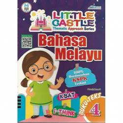 Little Castle Thematic Approach Series Bahasa Melayu Buku Teks 4