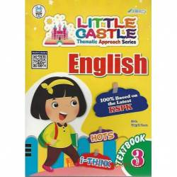 Little Castle Thematic Approach Series English Textbook 3