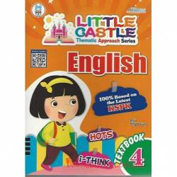 Little Castle Thematic Approach Series English Textbook 4