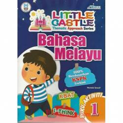 Little Castle Thematic Approach Series Bahasa Melayu Buku Aktiviti 1