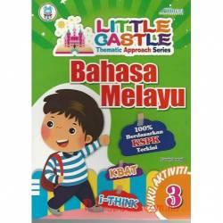 Little Castle Thematic Approach Series Bahasa Melayu Buku Aktiviti 3