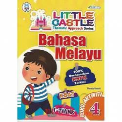 Little Castle Thematic Approach Series Bahasa Melayu Buku Aktiviti 4
