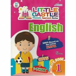 Little Castle Thematic Approach Series English Activity Book 1