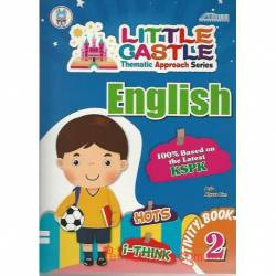 Little Castle Thematic Approach Series English Activity Book 2
