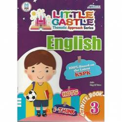 Little Castle Thematic Approach Series English Activity Book 3
