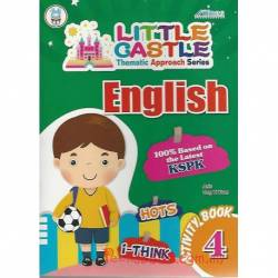 Little Castle Thematic Approach Series English Activity Book 4